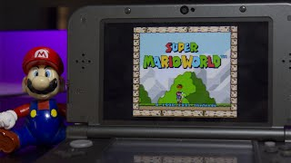 Super Nintendo Virtual Console on New 3DS