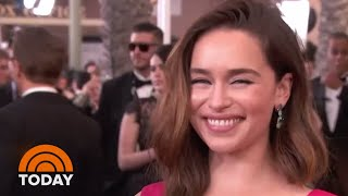 'Game Of Thrones' Star Emilia Clarke Says She Survived 2 Brain Aneurysms | TODAY
