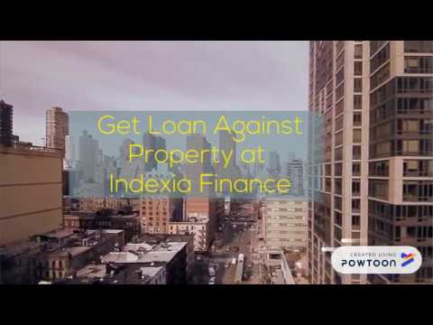 Loan Against Property India - Property Loan in Rural Area of India - Indexia Finance