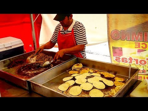 INCREDIBLE MEXICAN STREET FOOD