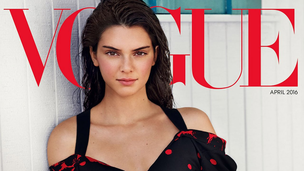 Kendall Jenner Vogue Cover Interview Highlights Youtube