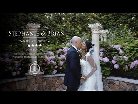 Stephanie & Brian :: Wedding Highlights :: Seasons Caterers
