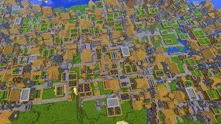 10 CRAZIEST Minecraft SEEDS / +40 DIAMONDS SEED!! 2017