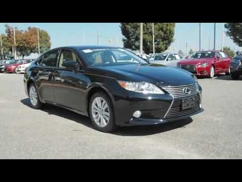 2014 lexus es 350 for sale in raleigh nc youtube. Black Bedroom Furniture Sets. Home Design Ideas