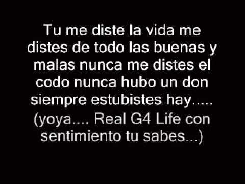 Descansa En Paz Madre Letras ñengo Flow Ft Gotay Dale Me Gusta Youtube