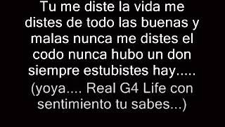 descansa en paz madre (letras) - Ñengo Flow Ft Gotay ♣ DALE ME GUSTA