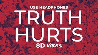 Lizzo - Truth Hurts (DaBaby Remix) (8D AUDIO) 🎧