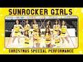 SUNROCKER GIRLS & SUNDY  Christmas Performance!!