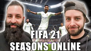 🔴 ΠΑΜΕ ΓΙΑ ΑΝΟΔΟ! - FIFA 21 Seasons Online | TechItSerious Livestream
