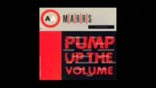 Pump Up The Volume M.A.R.R.S. (Original Version Plus Samples)