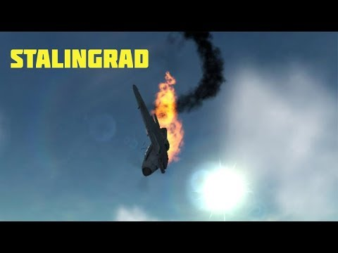 Wings of Duty - Fw-190 & He-111 Formation Air Raids on Stalingrad