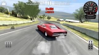 CarX Drift Racing Thunderstrike Drifting Lap (Gameplay)
