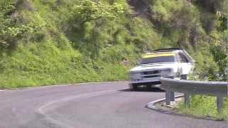 Rally di Sanremo - Paolo Andreucci alla prova speciale Colle San Bartolomeo