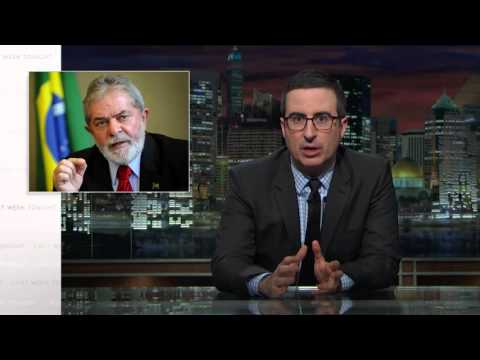 Last Week Tonight with John Oliver - Caos político no Brasil (Legendado)