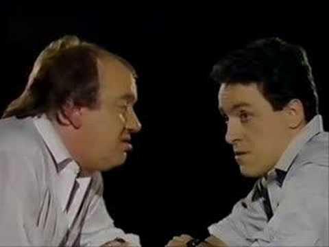Smith and Jones discuss the Beatles