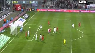 om psg 2 2 canal+ resume video 8eme journée 2012/2013 buts