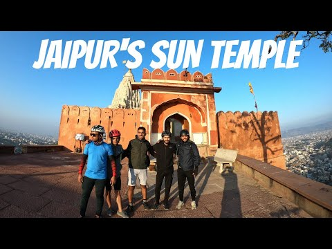 Sun Temple in Jaipur City | Temple and the trails around :) #jaipur