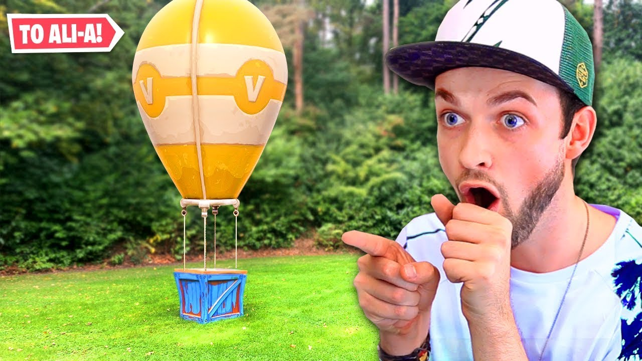 I opened a REAL LIFE Supply Drop! (WHAT'S INSIDE?)