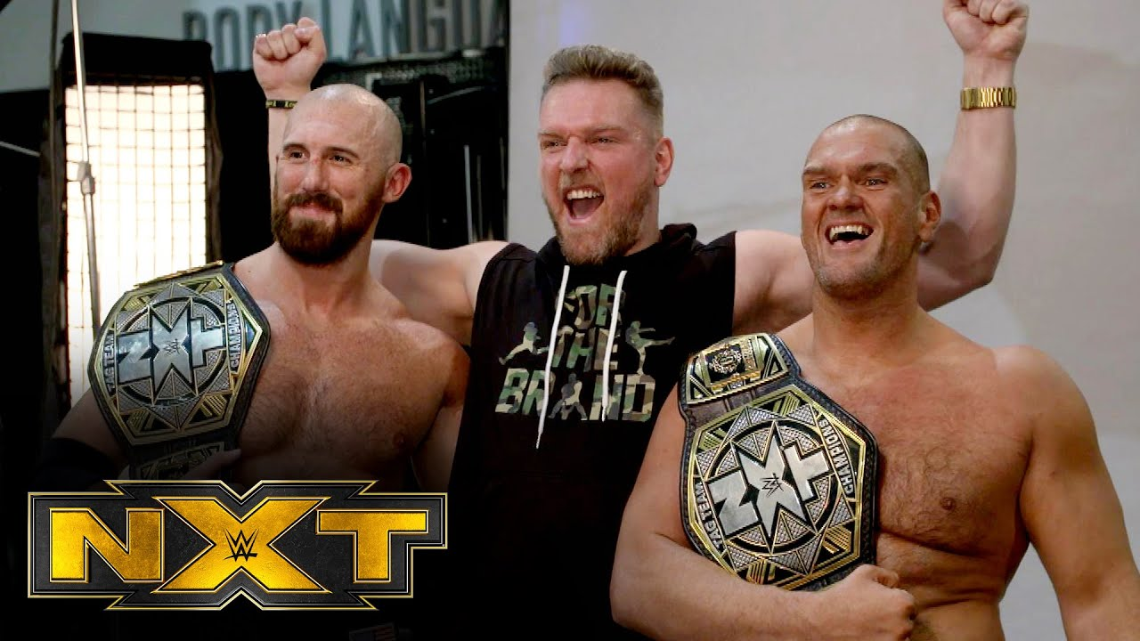 New WWE NXT Tag Team Champions Crowned Thanks To A Surprise Return - ProWrestling.com