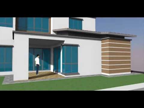 rekabentuk ubahsuai rumah teres 3 tingkat seksyen 35 alam