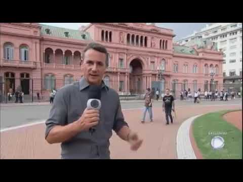 Obras que o PT concluiu também… na Argentina… com seu dinheiro: