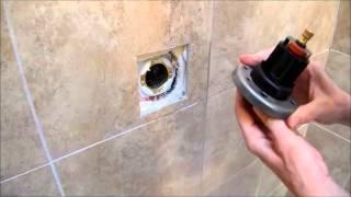 Kohler Forte Single Handle Shower Faucet Repair
