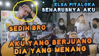 Download Mp3 Seharusnya Aku Elsa Pitaloka by Tri Suaka