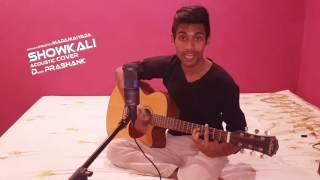 Download Hindi Video Songs - Showkali - Rap - Acoustic cover - Dileep Prashank #AYMRapsmash