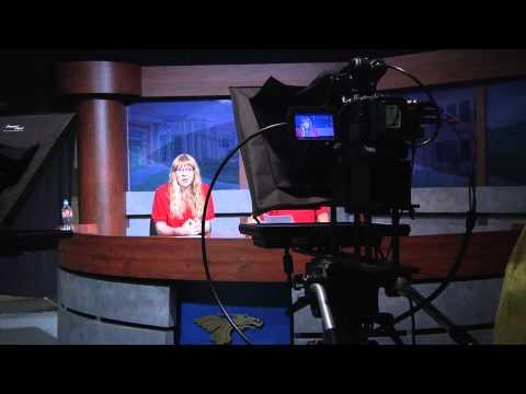 broadcasting at HCCmov