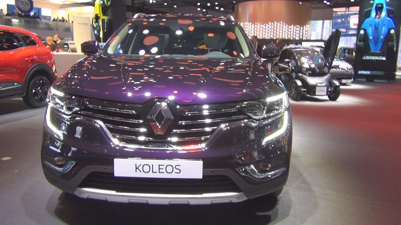 Renault Koleos Initiale Paris DCi 175 4WD X-tronic