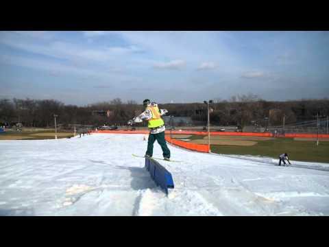 Four Lakes Park Crew Snowboarding