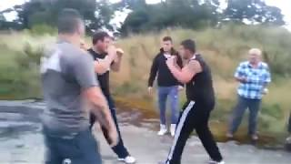 Bare Knuckle Fight | HEAVYWEIGHT | BLOODY KNOCKOUT