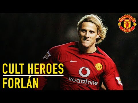 Diego Forlán | Cult Heroes | Manchester United