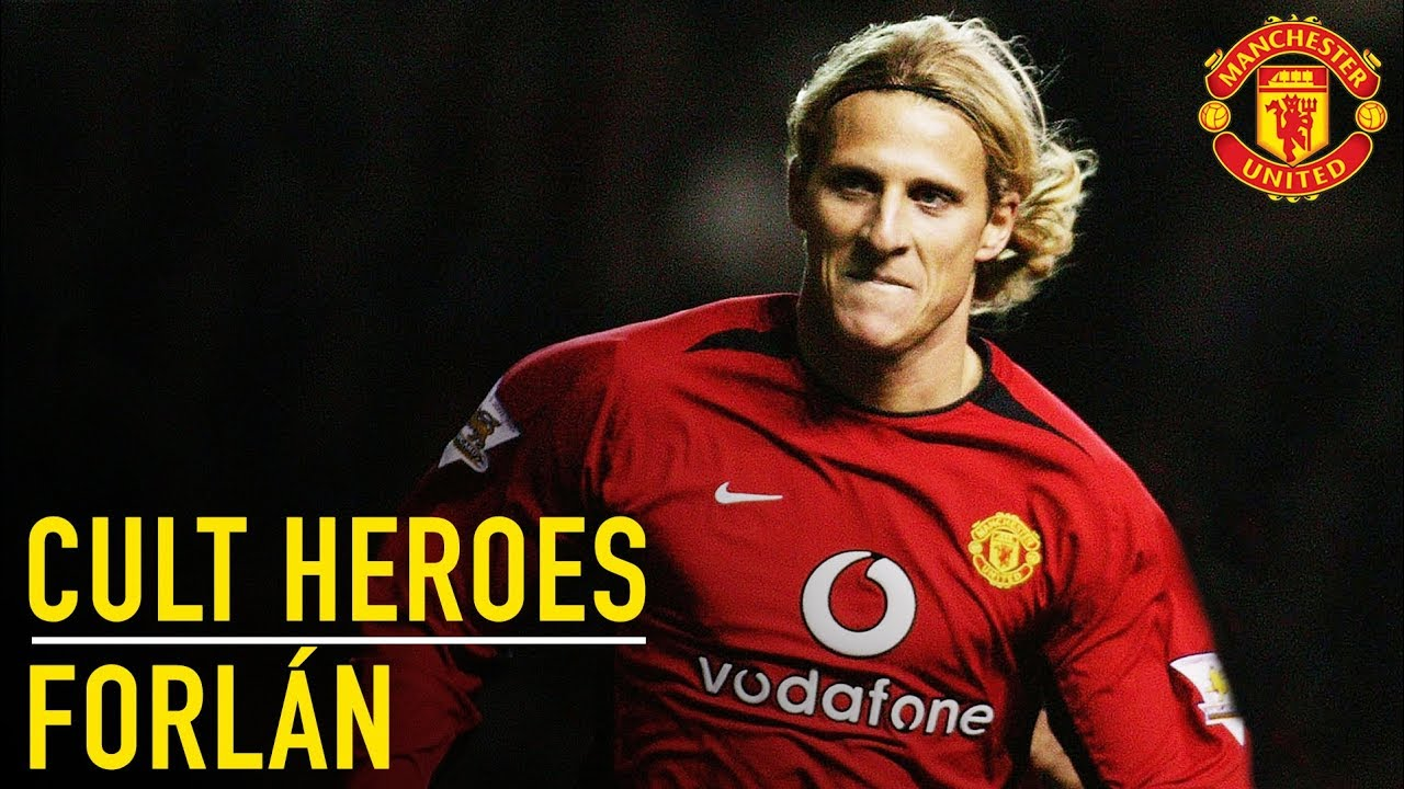 Download Diego Forlán | Cult Heroes | Manchester United