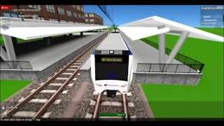 RET Metro Simulator roblox