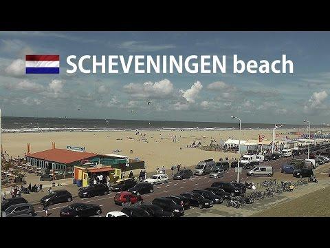HOLLAND: Scheveningen Beach - The Hague 2011 [HD]