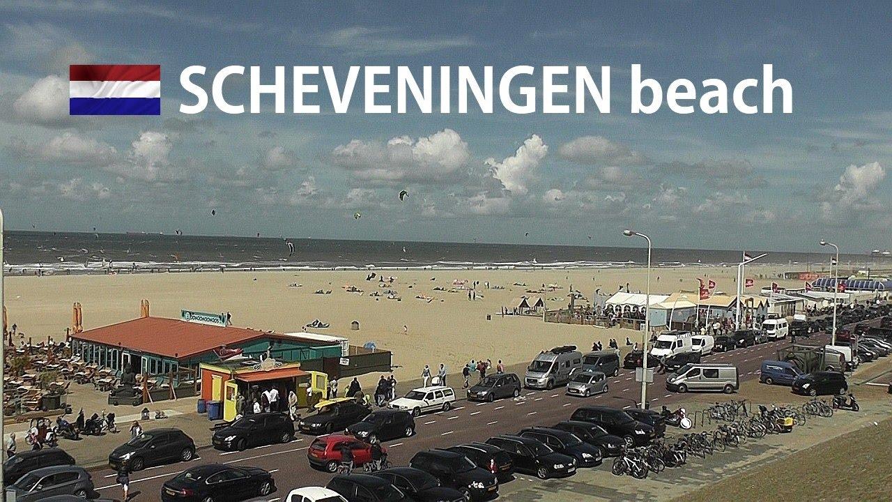 Holland Scheveningen Beach The Hague 2011 Hd Youtube