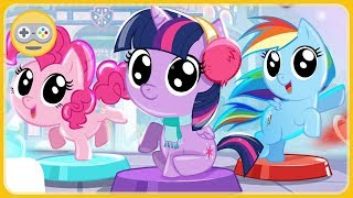 My Little Pony : Мини пони - Школа Дружбы ищет Чемпиона * мультик игра