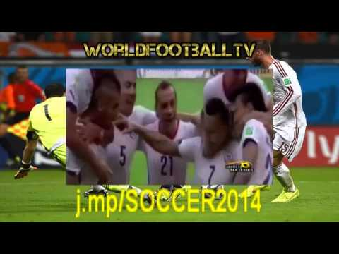 Spain vs Chile 0 2 All Goals and Full Highlights  World Cup 2014