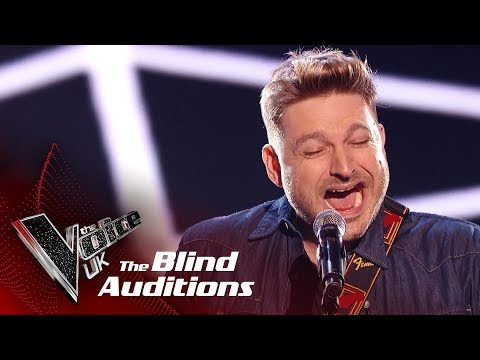 Peter Donegan's 'Bless The Broken Road' | Blind Auditions | The Voice UK 2019 Mp3