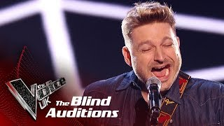 Peter Donegan's 'Bless The Broken Road' | Blind Auditions | The Voice UK 2019