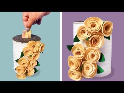 DIY Piggy Bank - Money Box for wedding