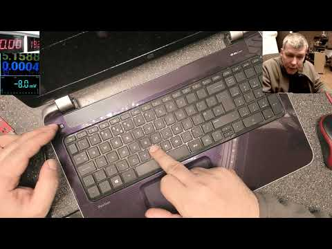 How to Reprogram a BIOS - The easy way to rewrite a bios on a Hp laptop