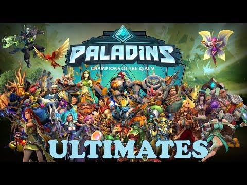 PALADINS CHAMPIONS OF REALM - ULTIMATES/SUPREMOS 2