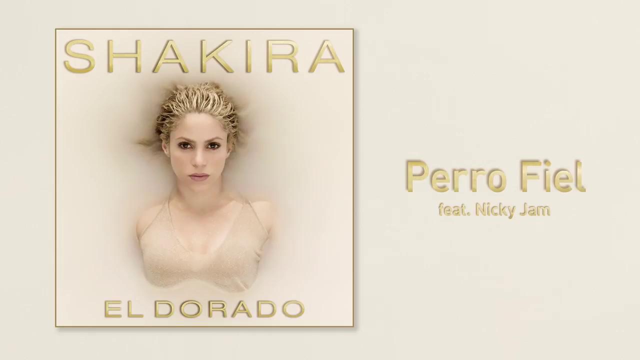 Download Shakira - Perro Fiel (Audio) ft. Nicky Jam