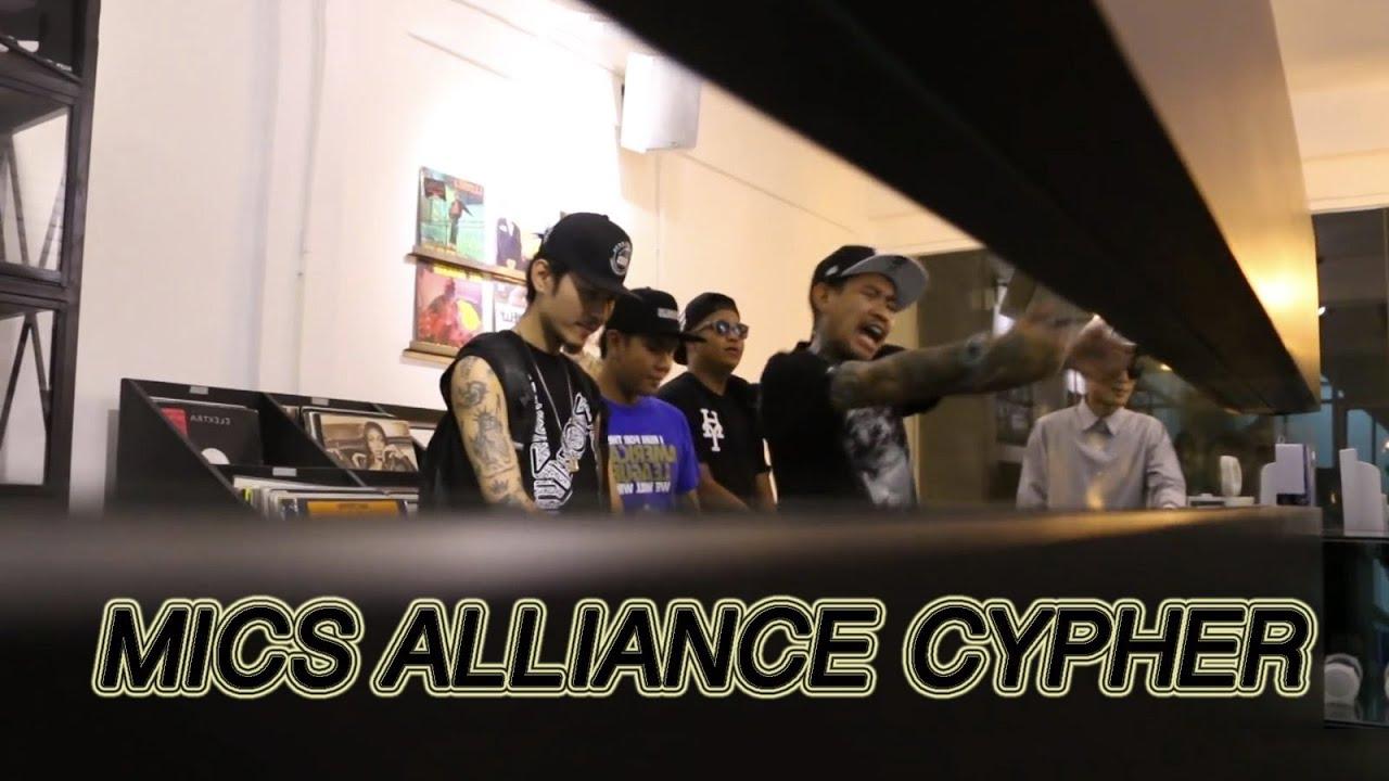 พันธมิตรMics Cypher Ep.Zero SoS Family -lil'Beer,WayG,YoungJack & Guest -Khong71,WestBankk,YoungKing