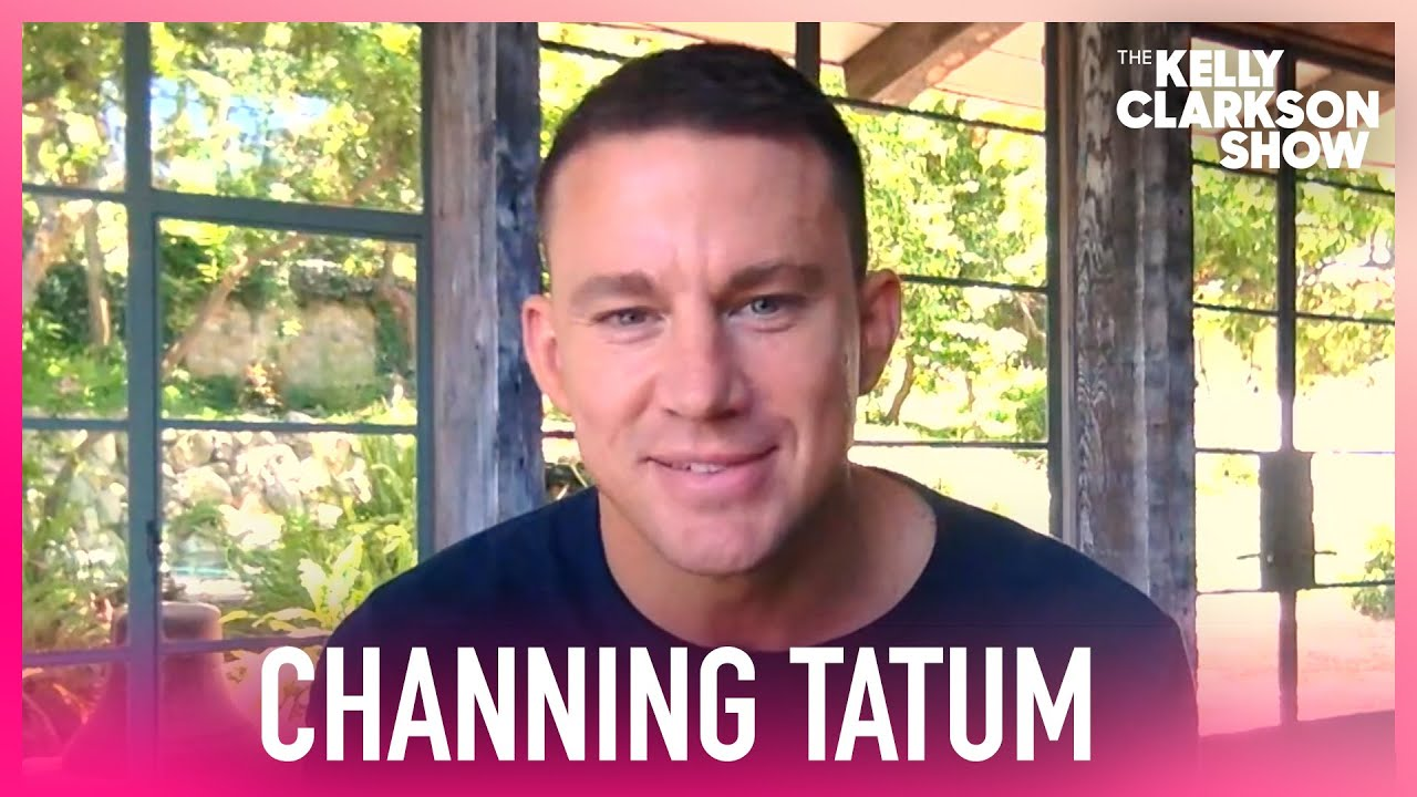 Channing Tatum Tried The Hair Vacuum Beauty Hack On His Daughter