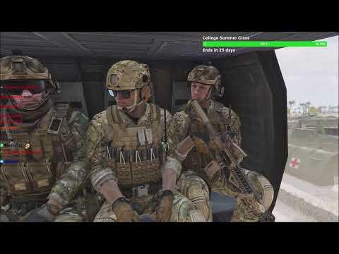 The Op where Liru shot down an Mi24 with an M249 in Fallujah
