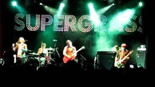 Supergrass - Pumping on your Stereo Fremantle 2008