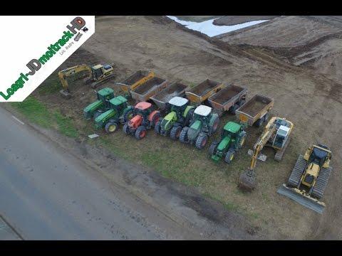 Terrassement,John Deere,Fendt,Claas,Caterpillar, Agri & TP de la Woevre
